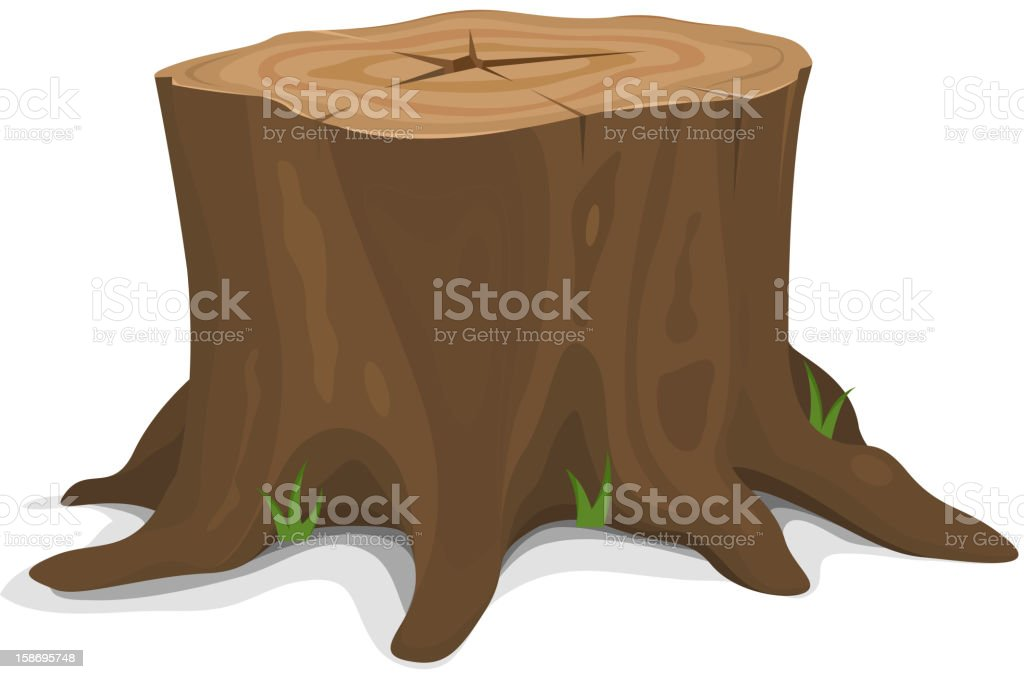 royalty free tree stump clip art vector images illustrations istock rh istockphoto com tree stump clipart free tree stump clipart