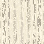 Tree texture. Wooden seamless pattern. Wood grain textured effect. Hand drawn dense lines.