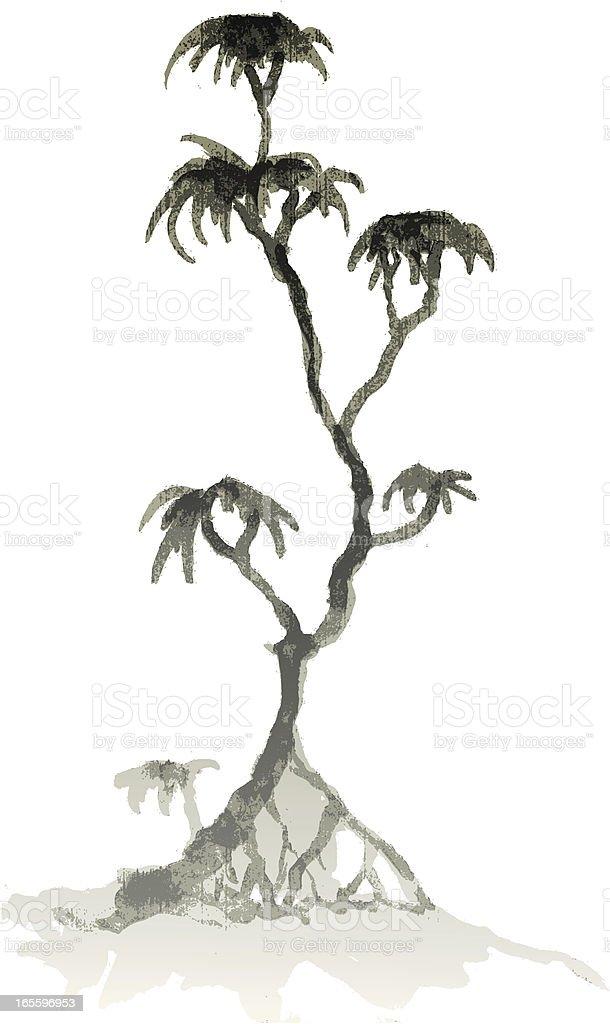 Árbol ilustración de Árbol y más banco de imágenes de arte y artesanía libre de derechos