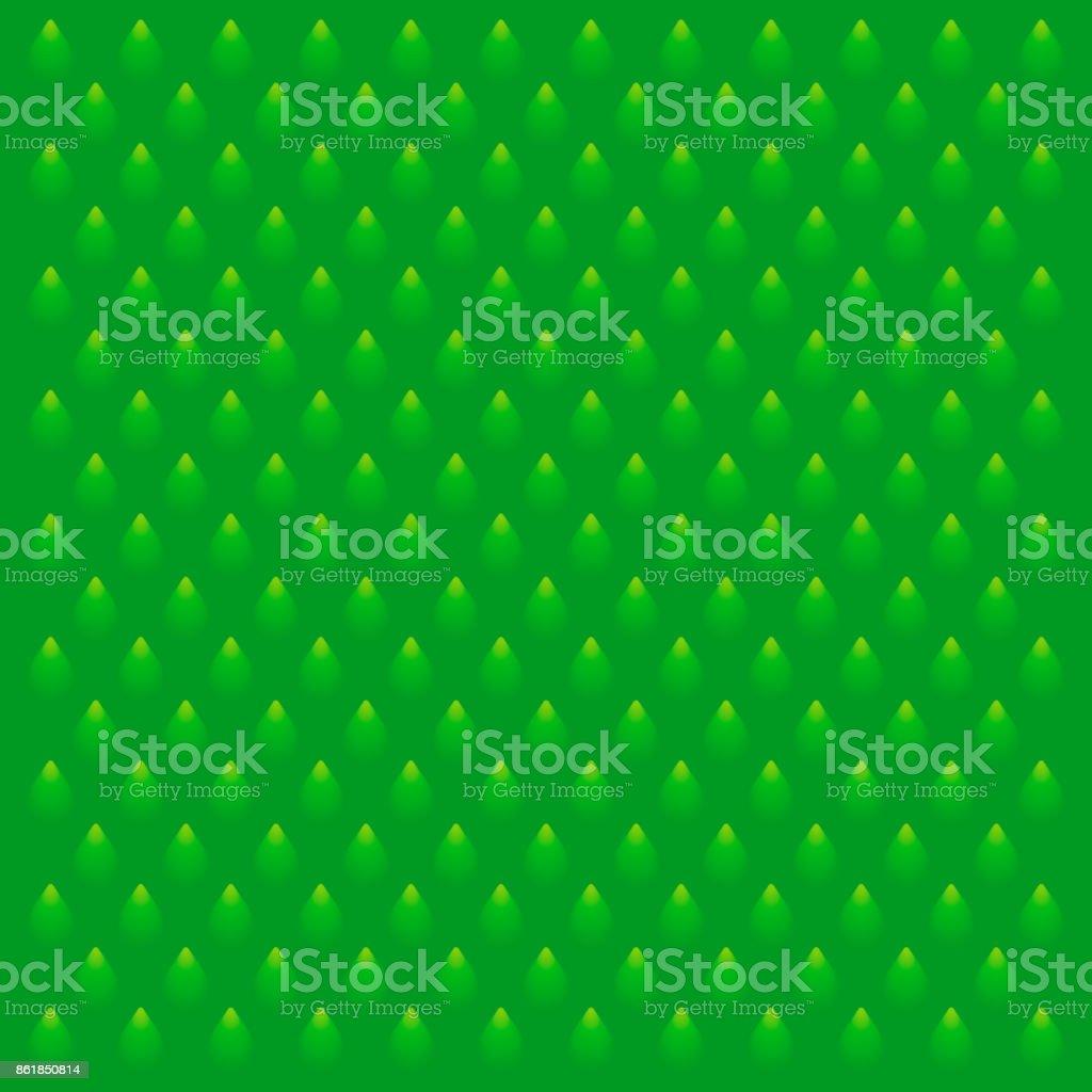 Trees or dragon skin background pattern vector art illustration