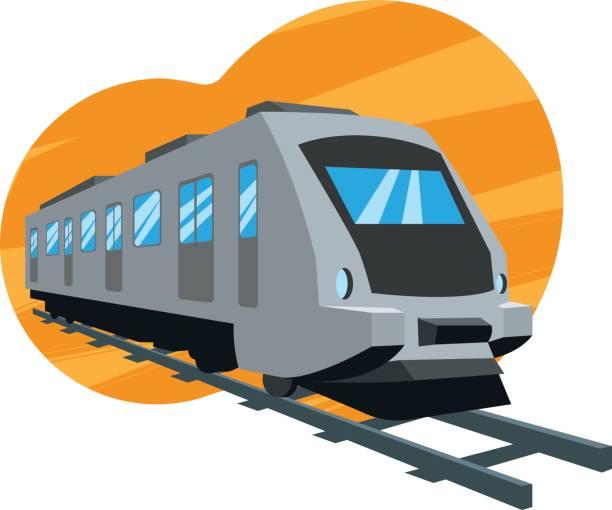 illustrations, cliparts, dessins animés et icônes de trem - métro