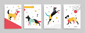 istock Trend cover templates for notepad. 898675892