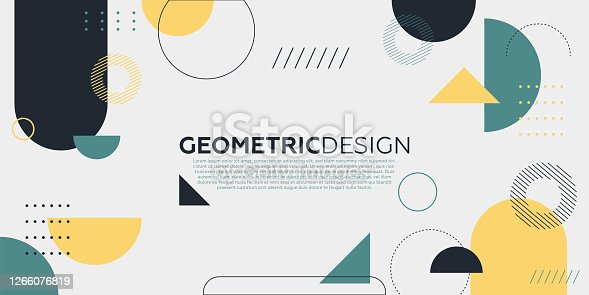 geometric shapes, Social Media, Pattern, Backgrounds, Design,Circle, Abstract,