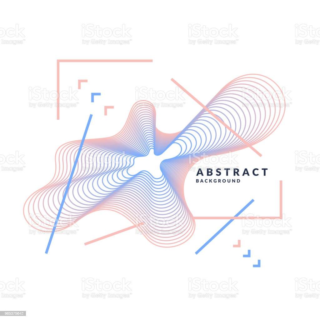Trendy abstract art geometric background with flat, minimalistic style. Vector poster trendy abstract art geometric background with flat minimalistic style vector poster - stockowe grafiki wektorowe i więcej obrazów abstrakcja royalty-free