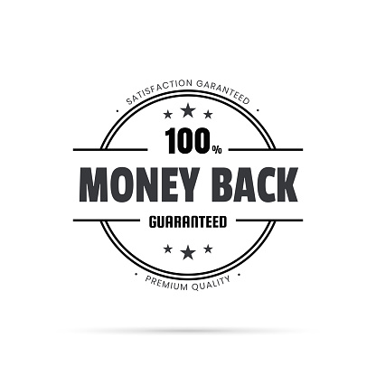 Trendy Black Badge - Money Back, 100% Guaranteed