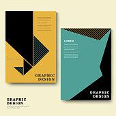 trendy brochure template