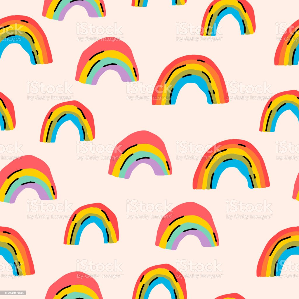 Trendy Colorful Aesthetic Rainbows Seamless Pattern 90s Abstract Background Bright Simple Scandinavian Poster For Nursery Fashion Stock Illustration Download Image Now Istock We hope you enjoy our growing collection of hd images to use as a background or home. trendy colorful aesthetic rainbows seamless pattern 90s abstract background bright simple scandinavian poster for nursery fashion stock illustration download image now istock
