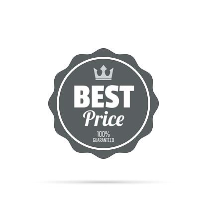 Trendy Gray Badge - Best Price, 100% Guaranteed