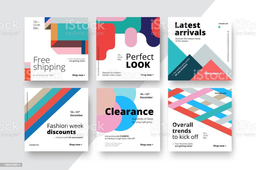 Trendige Minimal Abstrakte Visitenkarte Vorlage Moderne