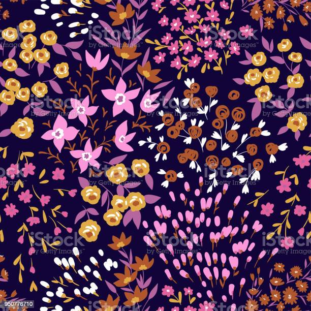 Trendy seamless floral ditsy pattern fabric design with simple vector id950776710?b=1&k=6&m=950776710&s=612x612&h=doby33m s6fv0be7digfc0rxqkulo3kax9tb0smhxry=