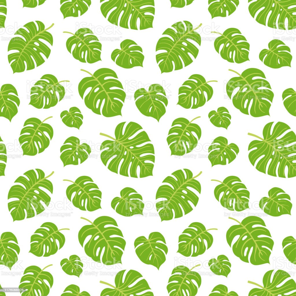 Trendy Summer Tropical Leaves Vector Design Floral Seamless Pattern Doodle Vector Background With Leaves Colorful Tropical Illustration Stock Illustration Download Image Now Istock A set of 28 beautifully hand drawn tropical floral elements in black. https www istockphoto com vector trendy summer tropical leaves vector design floral seamless pattern doodle vector gm1176088325 327759358