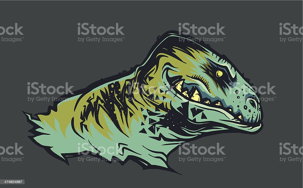 T-Rex royalty-free trex stock vector art & more images of animal