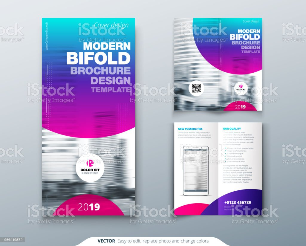 tri fold brochure design cool business template for tri fold flyer