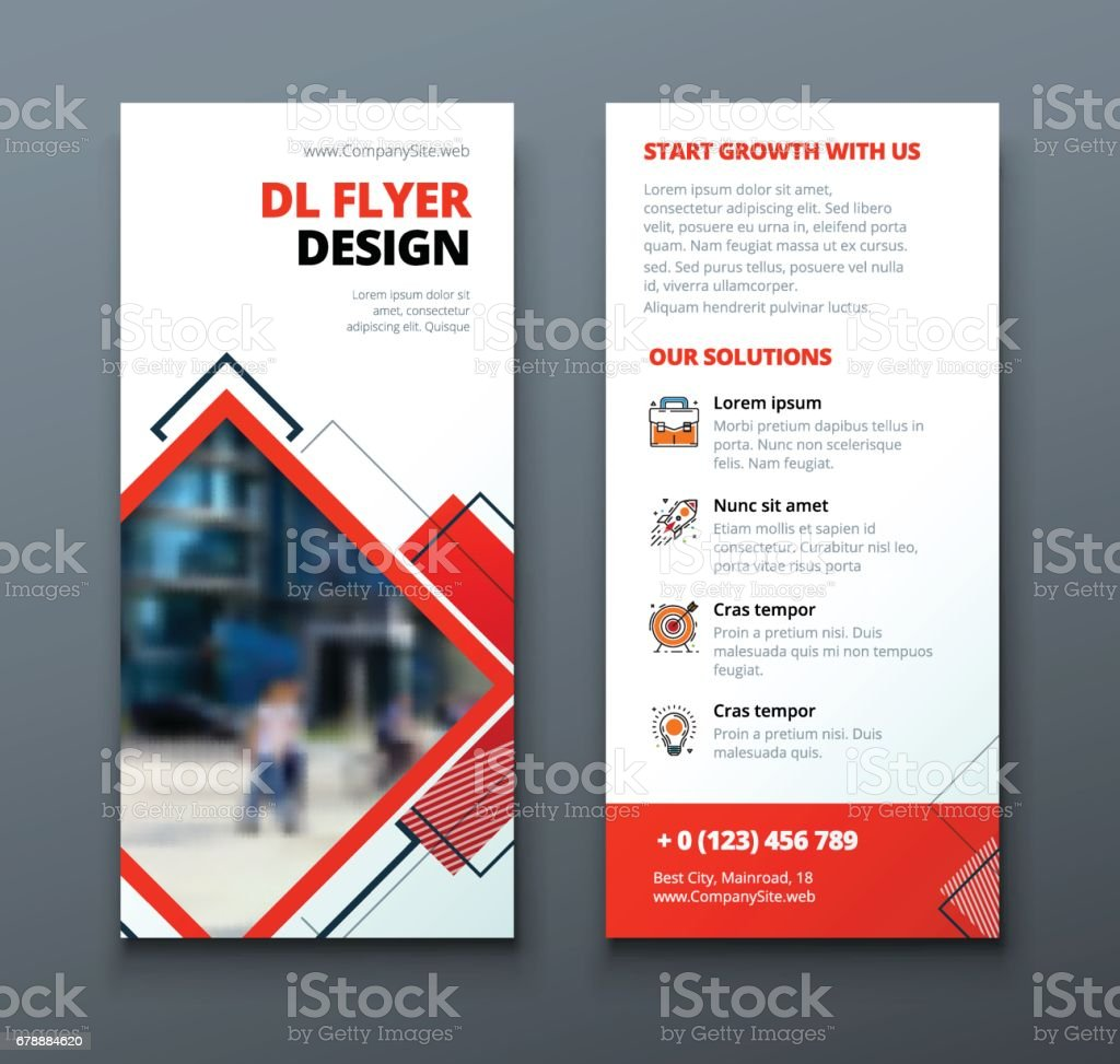 Tri fold brochure design. Corporate business template for tri fold flyer with rhombus square shapes. royalty-free tri fold brochure design corporate business template for tri fold flyer with rhombus square shapes stok vektör sanatı & arka planlar'nin daha fazla görseli