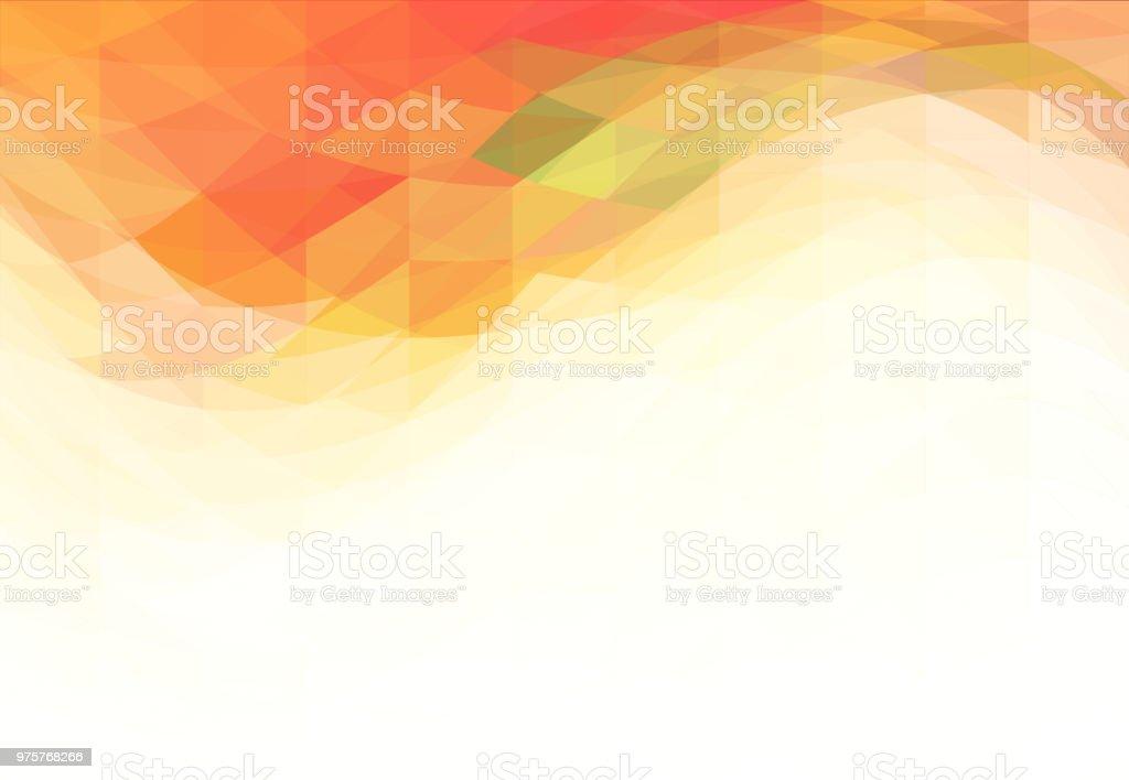 Triangle Abstrakter Hintergrund - Lizenzfrei Abstrakt Vektorgrafik