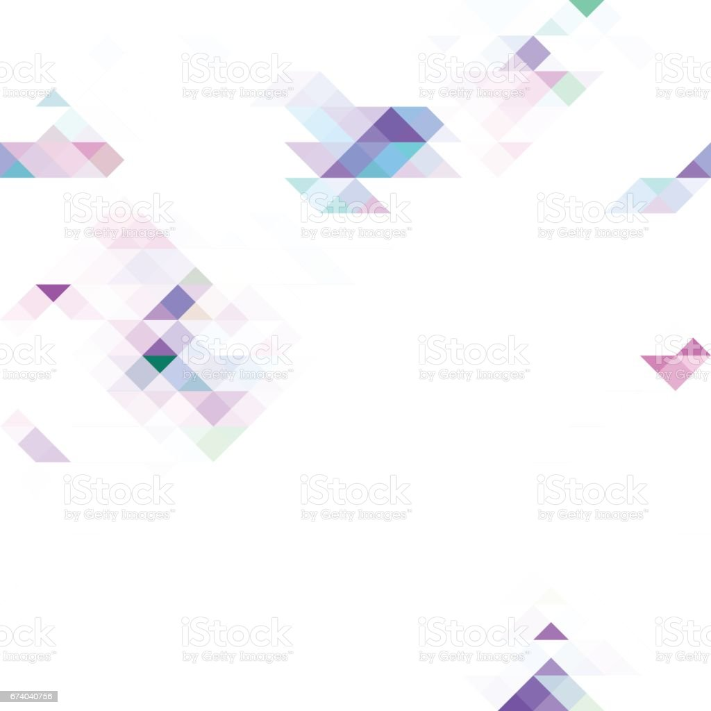 Triangle background royalty-free triangle background stock vector art & more images of abstract