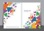 Triangle Cover design