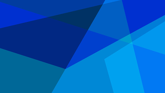 Triangle Geometric Background