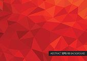 Abstract triangle geometrical background. Vector Graphic. EPS10 with layers (removeable) and alternate formats (hi-res jpg, pdf)