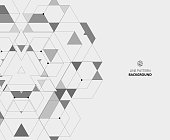 Triangle pattern for design