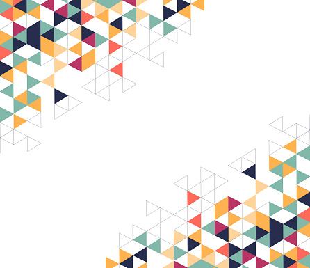 triangles corners