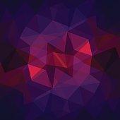 istock Triangular abstract background 674708182