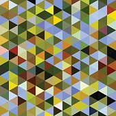 istock Triangular abstract background 679546868