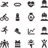 Triathlon Icons - Acme Series