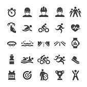 Triathlon Icons - Smart Series