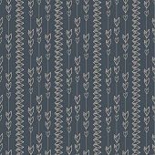Tribal aztec seamless pattern. African european style ready for print.