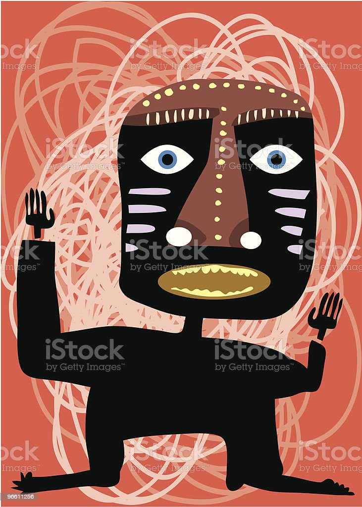 Tribal Design - Royalty-free Adult stock vector