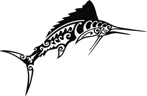 Tribal Marlin