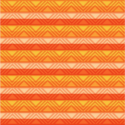 Tribal Pattern Composition