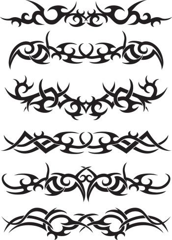 Tribal Tatto Designs