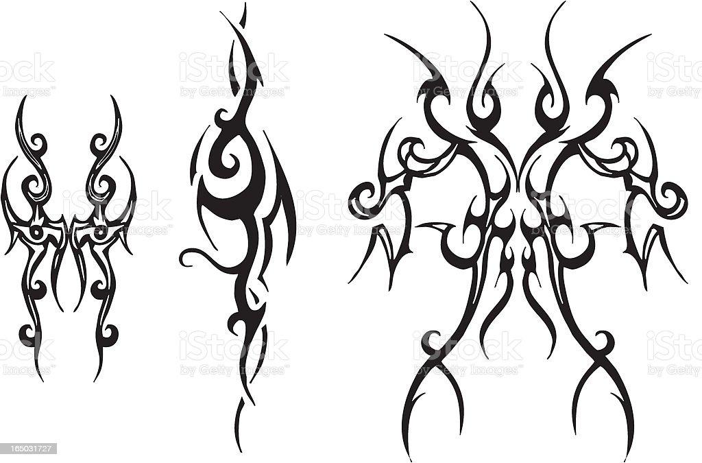 tribal tattoo patterns