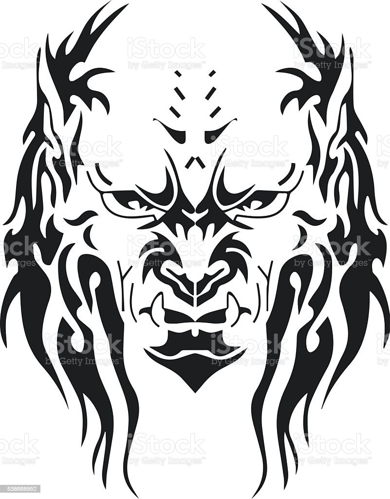 tribal tattoo vector mens tattoo womens tattoo stock vector art rh istockphoto com tattoo vector free tattoo victor ny