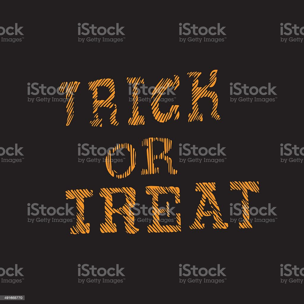 Lujoso Palabras De Trick Or Treat Para Colorear Motivo - Enmarcado ...