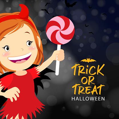 Trick or Treat Kids Night