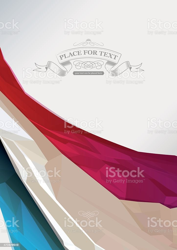 tricolore, french flag background vector art illustration