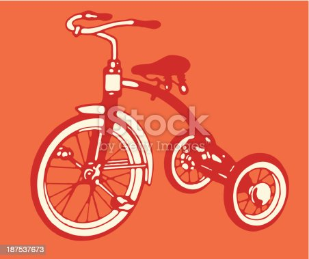istock Tricycle 187537673
