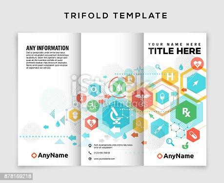 istock Trifold designon medical 878169218