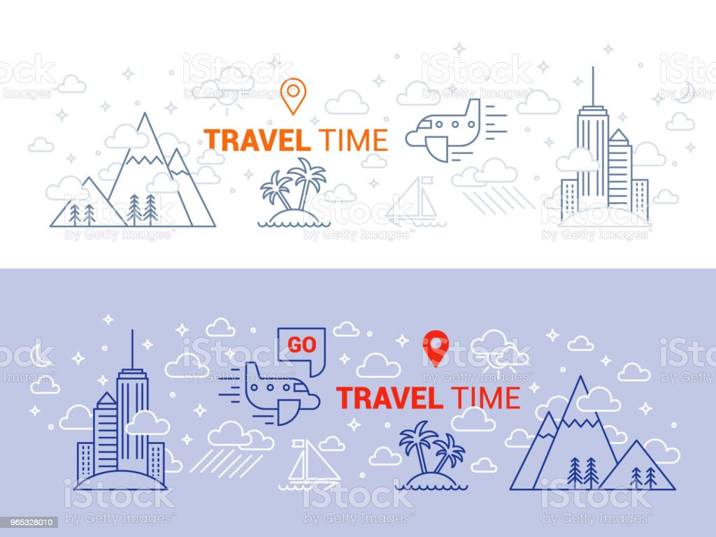 Trip planning service. Cheap flights. The concept of travel. royalty-free trip planning service cheap flights the concept of travel stock vector art & more images of airplane