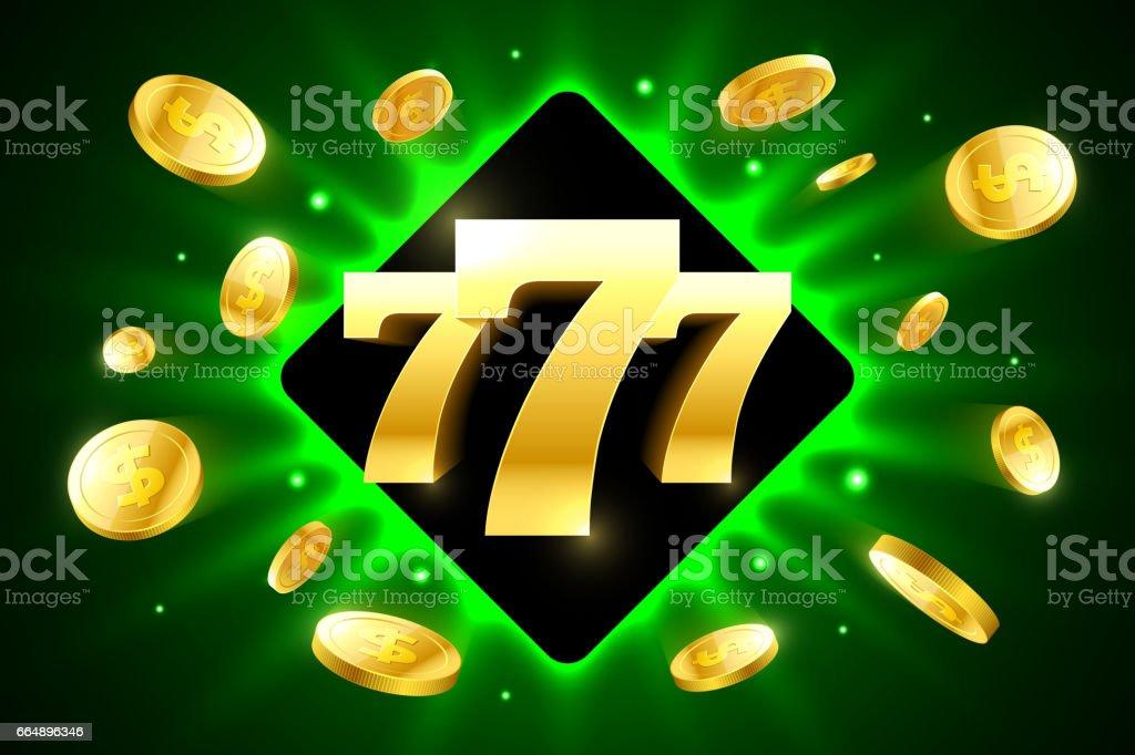 Triple Lucky jackpot banner triple lucky jackpot banner - immagini vettoriali stock e altre immagini di affari royalty-free
