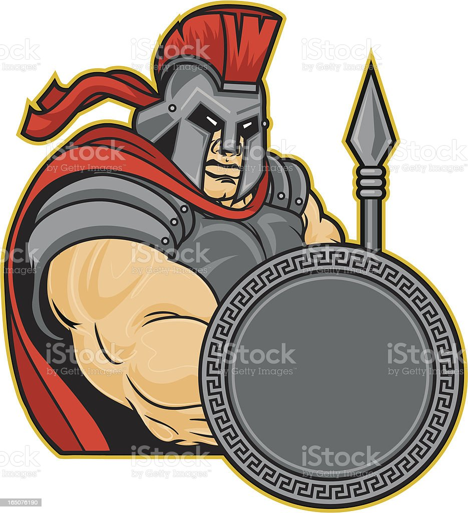 Trojan Stance royalty-free trojan stance stock vector art & more images of aggression