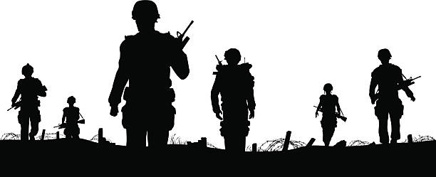 Best War Illustrations, Royalty-Free Vector Graphics ...