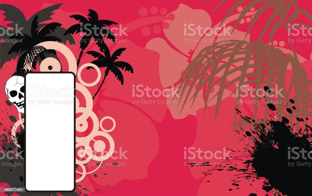 tropic summer hawaiian background3 royalty-free tropic summer hawaiian background3 stock vector art & more images of abstract
