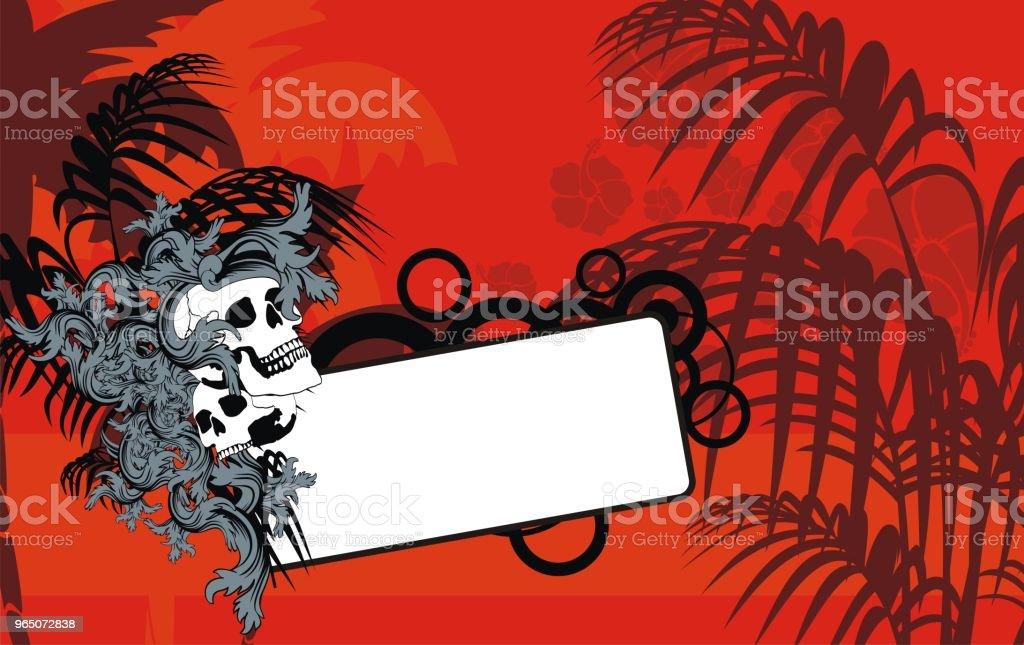 tropic summer hawaiian background4 tropic summer hawaiian background4 - stockowe grafiki wektorowe i więcej obrazów abstrakcja royalty-free