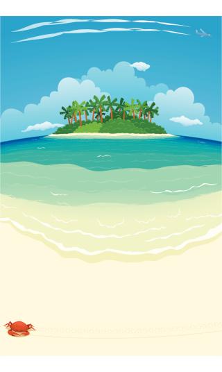 Tropical Beach & Island