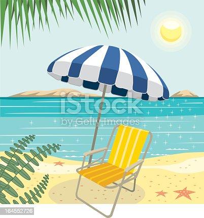 istock Tropical Beach 164552726