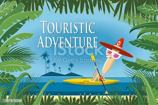 Tropical canoeing